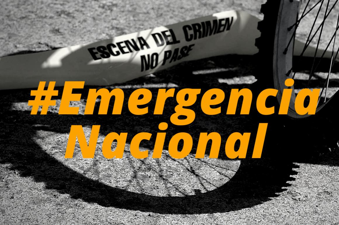 Emergencia nacional por violencia de género