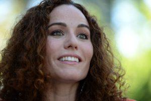 Isel Rodríguez, actriz de; colectivo de comedia Teatro Breve. Foto por Ana María Abruña / Todas