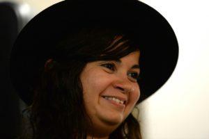 Lizbeth Román en conversatorio Mujeres en la Música: Desafíos para la equidad