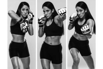 Amanda Serrano tiene títulos mundiales en seis pesos diferentes de las principales cuatro organizaciones de este deporte