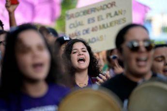 Colectiva Feminista en Construcción convoca a manifestación frente al Cuartel General