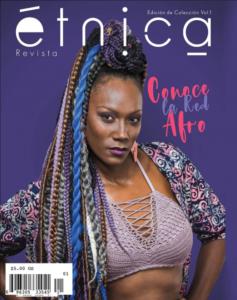 Portada de la primera edición de la Revista Étnica
