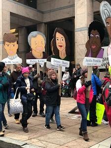 Women's March Washington D.C. Puerto Rico