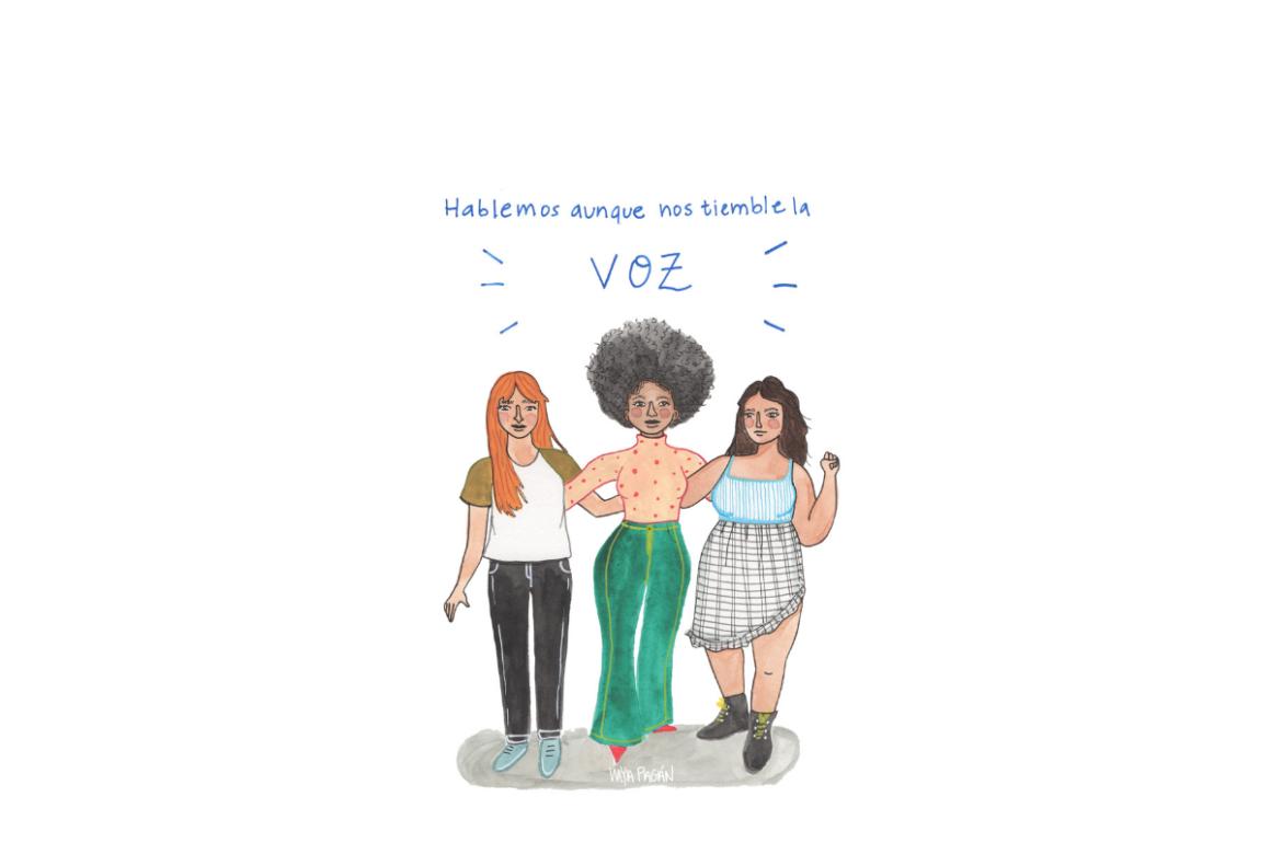 Ilustración Mya Pagán