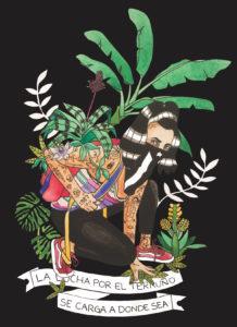 Ilustración de Elizabeth Barreto