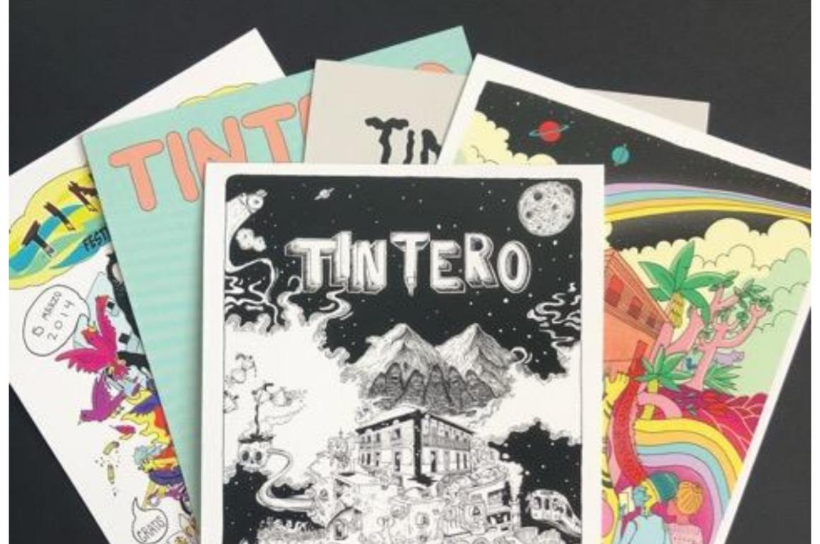 Tintero, Festival de Cómics