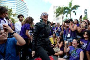 8M 8 de marzo en San Juan, Puerto Rico/ Ana María Abruña Reyes