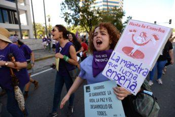 8M Paro de mujeres 8 de marzo de 2019 / Ana María Abruña Reyes