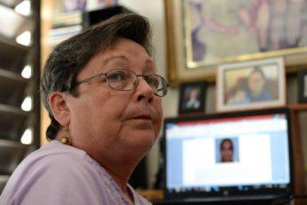 Carmen Castelló, gestora de Seguimiento de Casos / Ana María Abruña Reyes