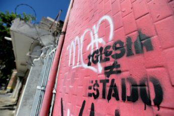 Separación de iglesia y estado / Ana María Abruña Reyes