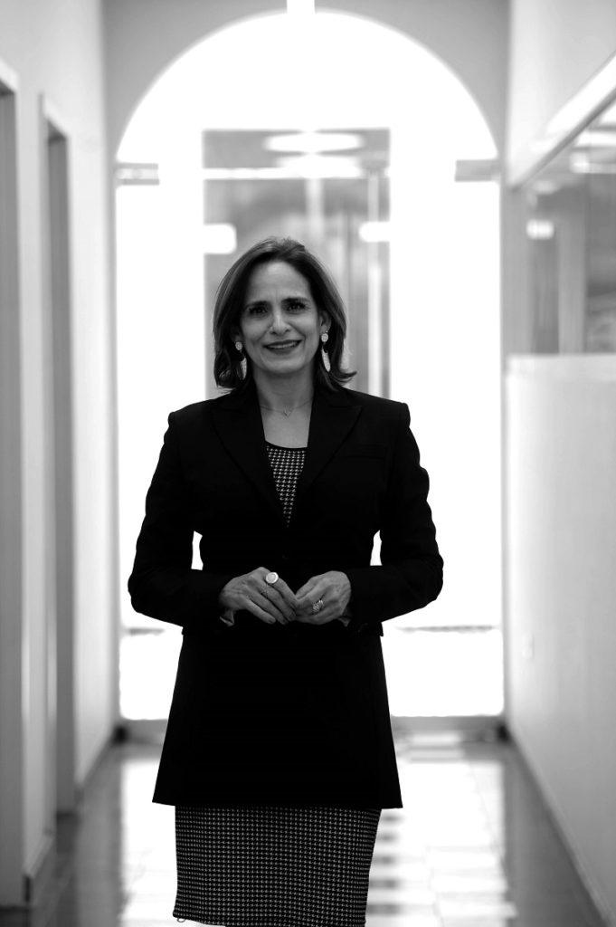 Senadora Zoé Laboy Alvarado en 2019