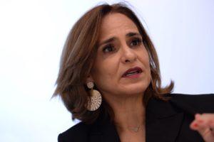 Senadora Zoé Laboy / Foto Ana María Abruña Reyes