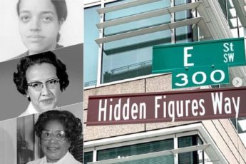 Hidden Figures Way