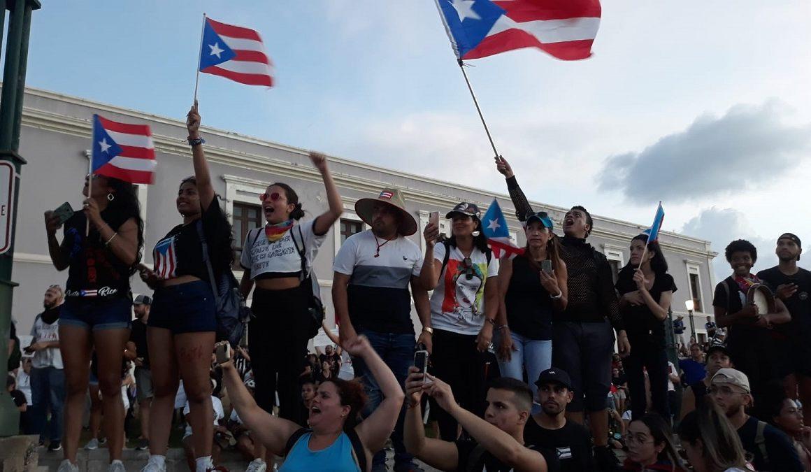 Puerto Rico está despierto y no va a transar