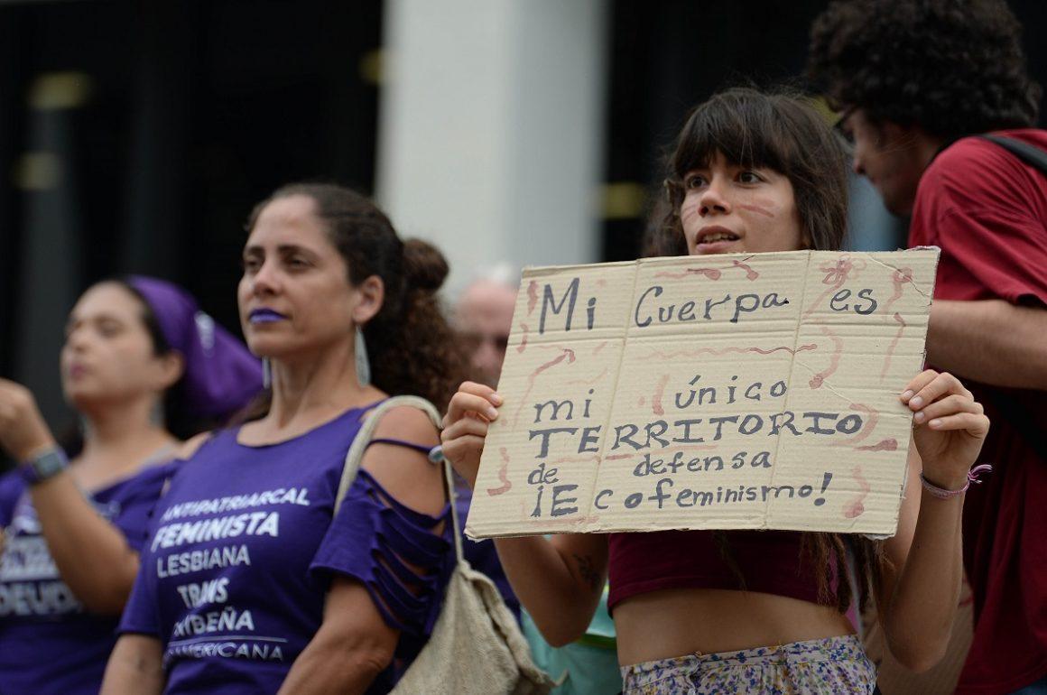 Foto del 8 de marzo de 2019 Puerto Rico, Ana María Abruña Reyes