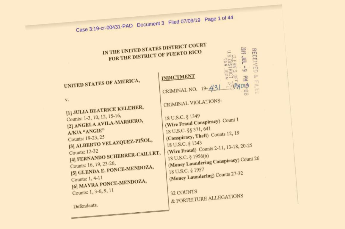 Pliego acusatorio contra exsecretaria de Educación y exadministradora de Servicios de Salud