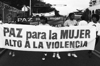 Día Internacional de la Mujer/8 marzo 1989