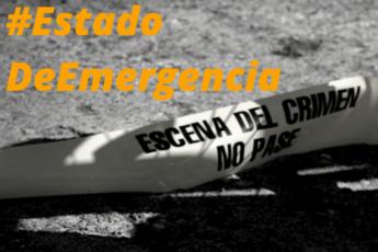 Estado de emergencia contra la violencia machista