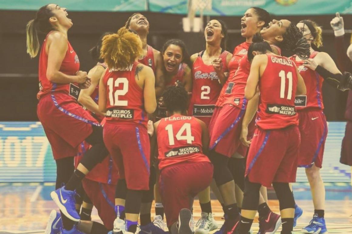 Selección de baloncesto de Puerto Rico