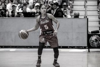 Pamela Rosado Baloncesto femenino Puerto Rico