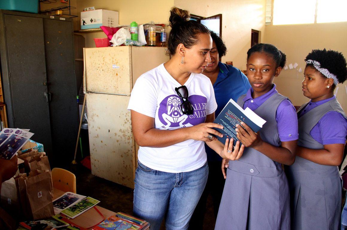 Lourdes Inoa de Taller Salud, Loíza