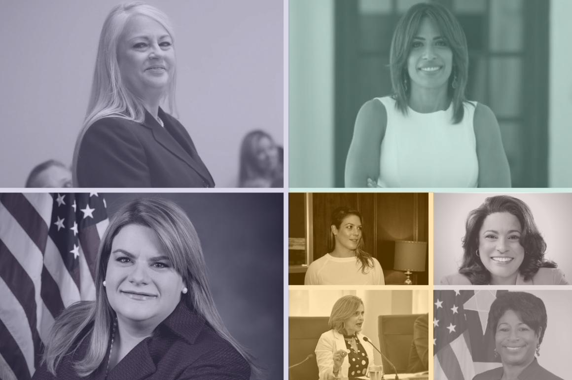 Más mujeres en la política
