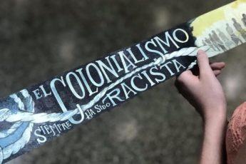 El colonialismo siempre ha sido racista