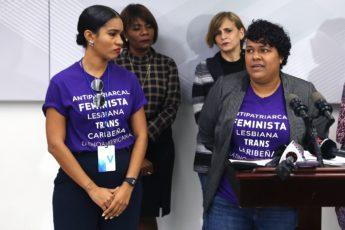 Colectiva Feminista en Construcción en La Fortaleza