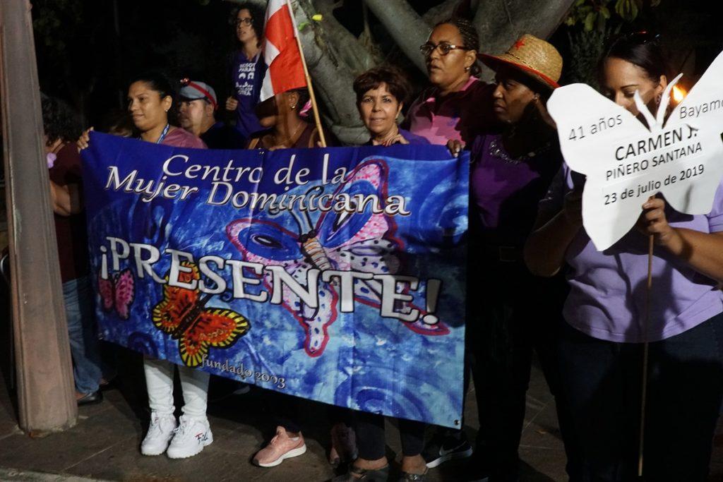 Romelinda Grullón, Casa de la Mujer Dominicana