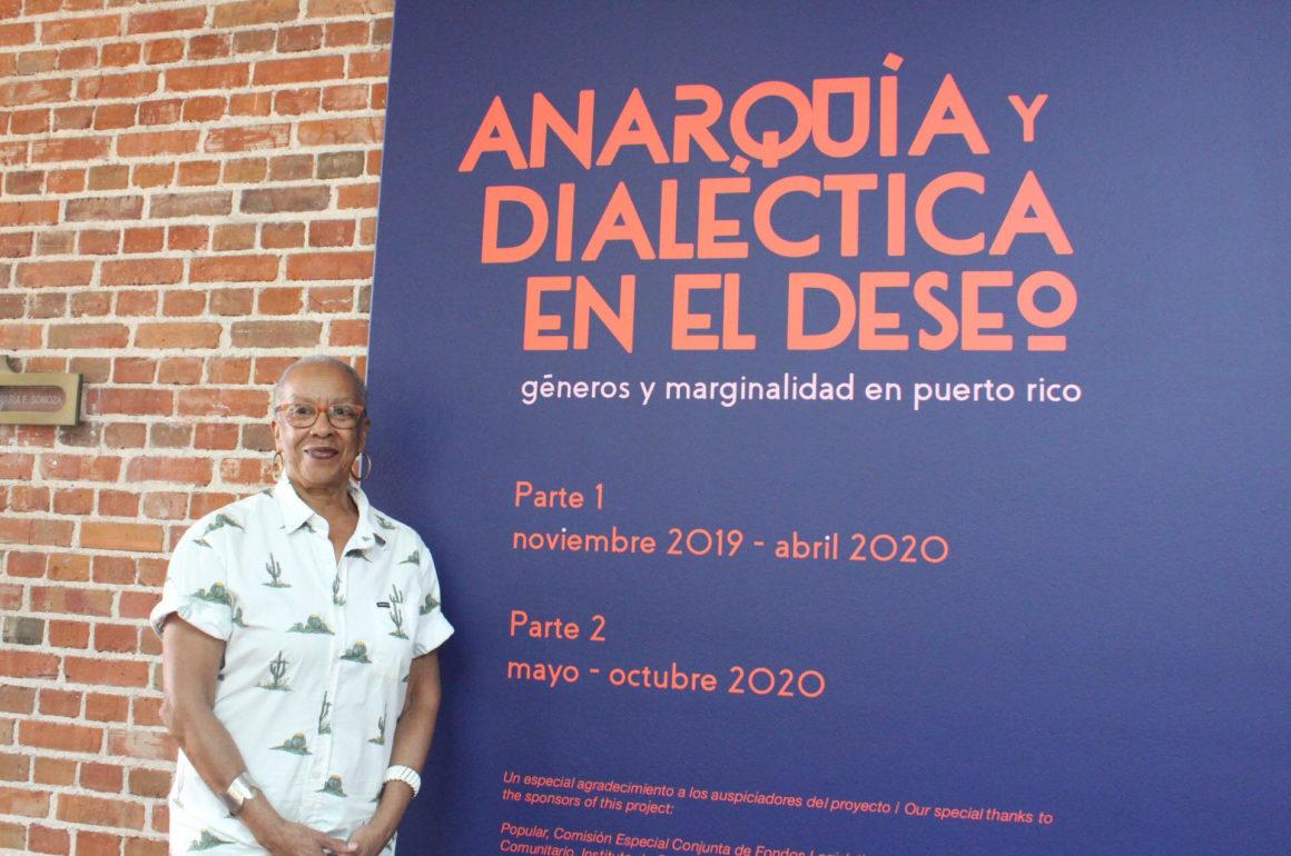 """Exposición """"Anarquía y dialéctica en el deseo"""" adelanta la agenda de la equidad"""