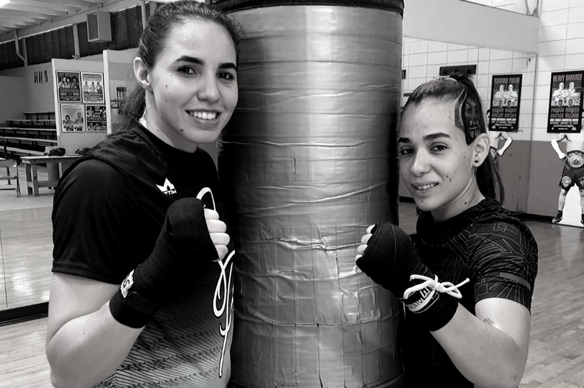 Boxeadoras quieren abrir más puertas para mujeres deportistas