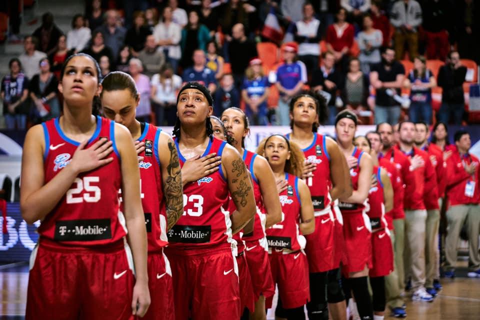 Domingo de esperanza ante el sueño olímpico para las mujeres en el baloncesto puertorriqueño