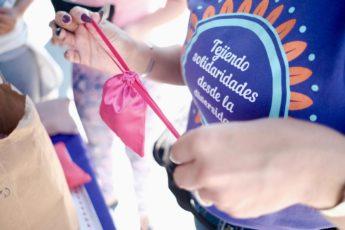 Copa menstrual, la copa solidaria.Suministrada.