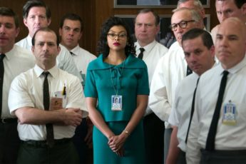 Taraji P Henson in Hidden Figures