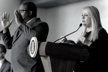 Gobernadora Wanda Vázquez anuncia reapertura económica