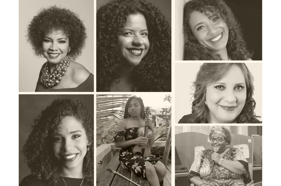 Artistas negras encaran discrímenes para dar paso a nuevas generaciones