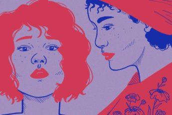 No estamos todas. Ilustración por Michelle Dersdepanian