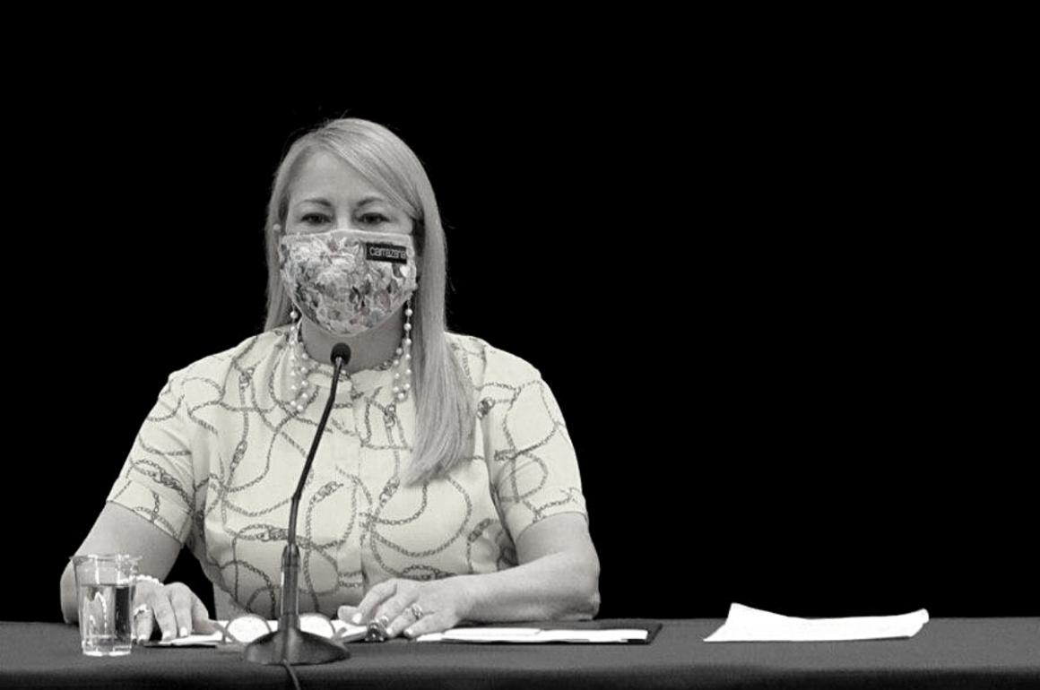 Gobernadora Wanda Vázquez Garced