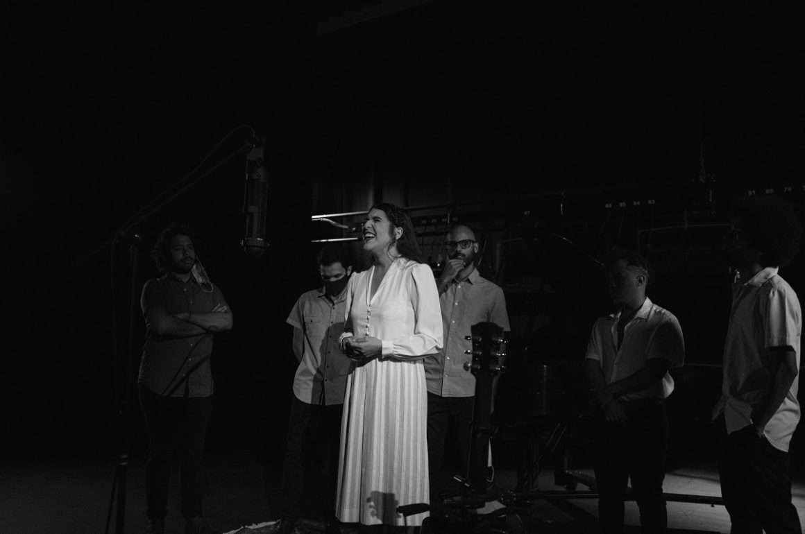 Andrea Cruz en el Teatro Francisco Arriví