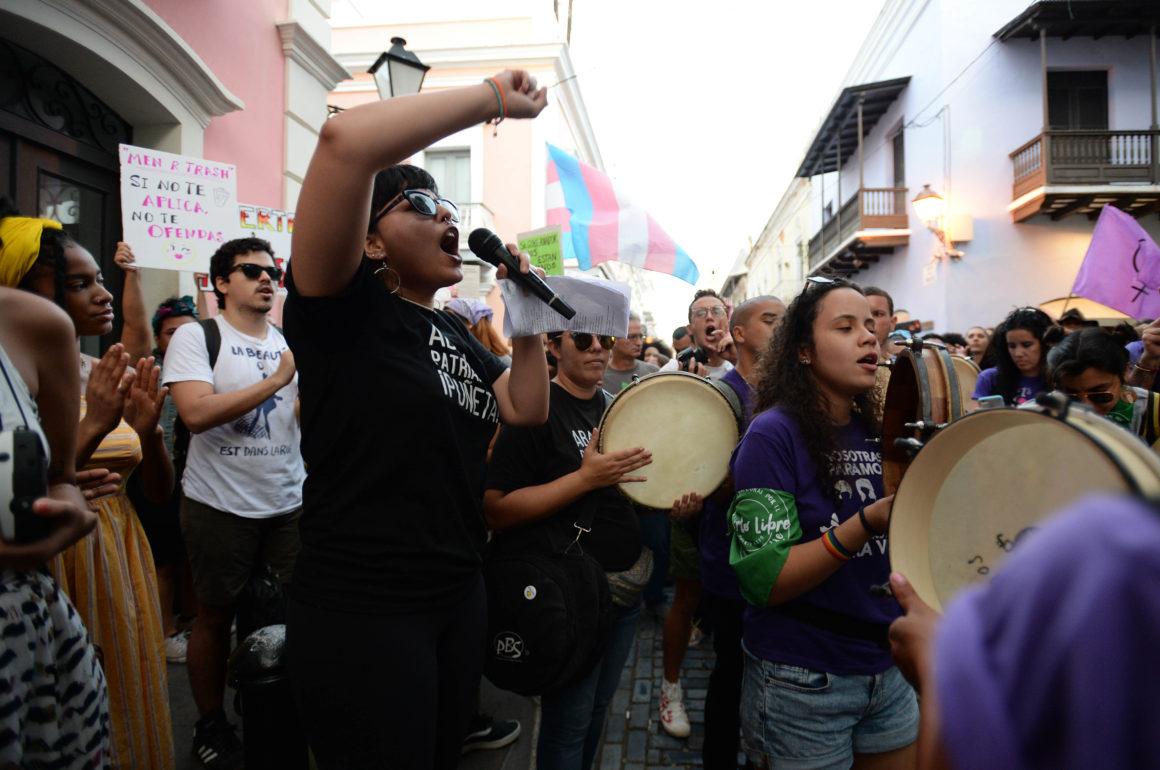 Estado de Emergencia por violencia de género: un reclamo feminista por 793 días