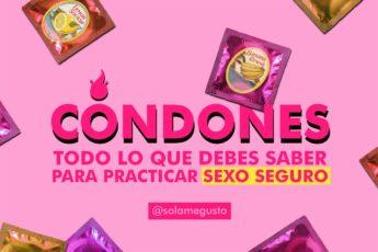 Guía para la selección de condones
