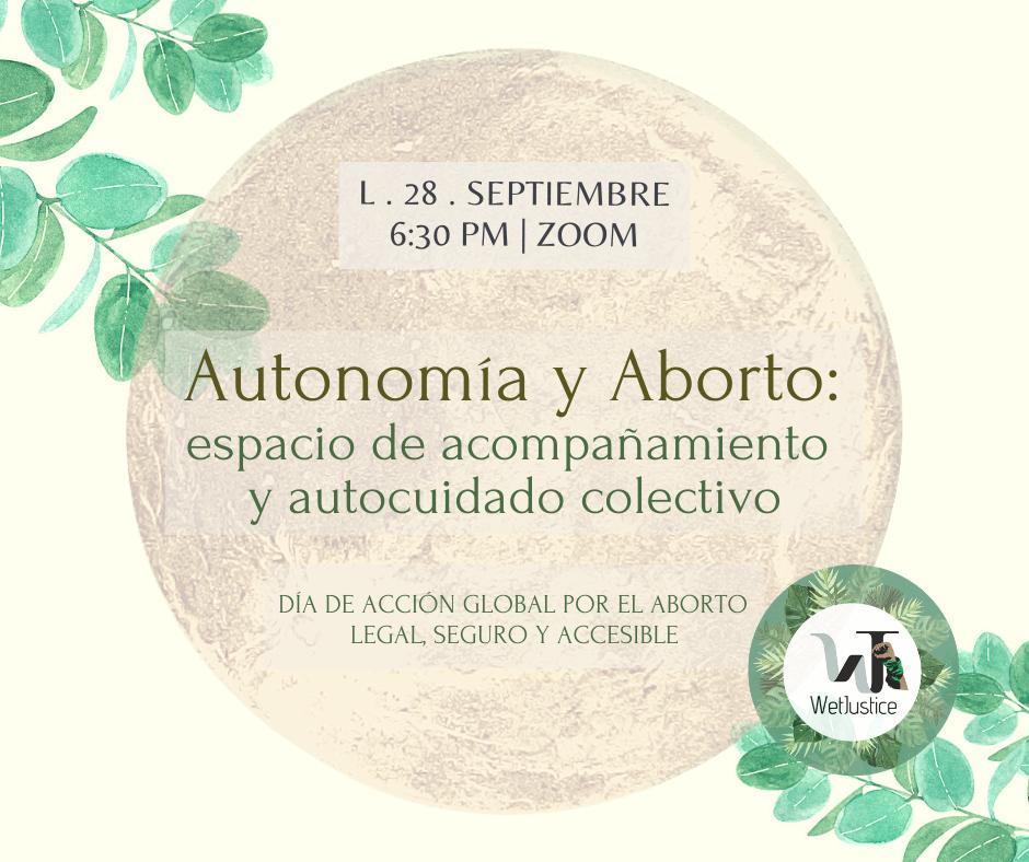 Autonomía y aborto
