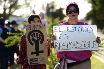 El estado es responsable / Ana María Abruña / Todas