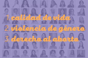 Candidatas revelan sus posturas sobre el derecho al aborto en Puerto Rico