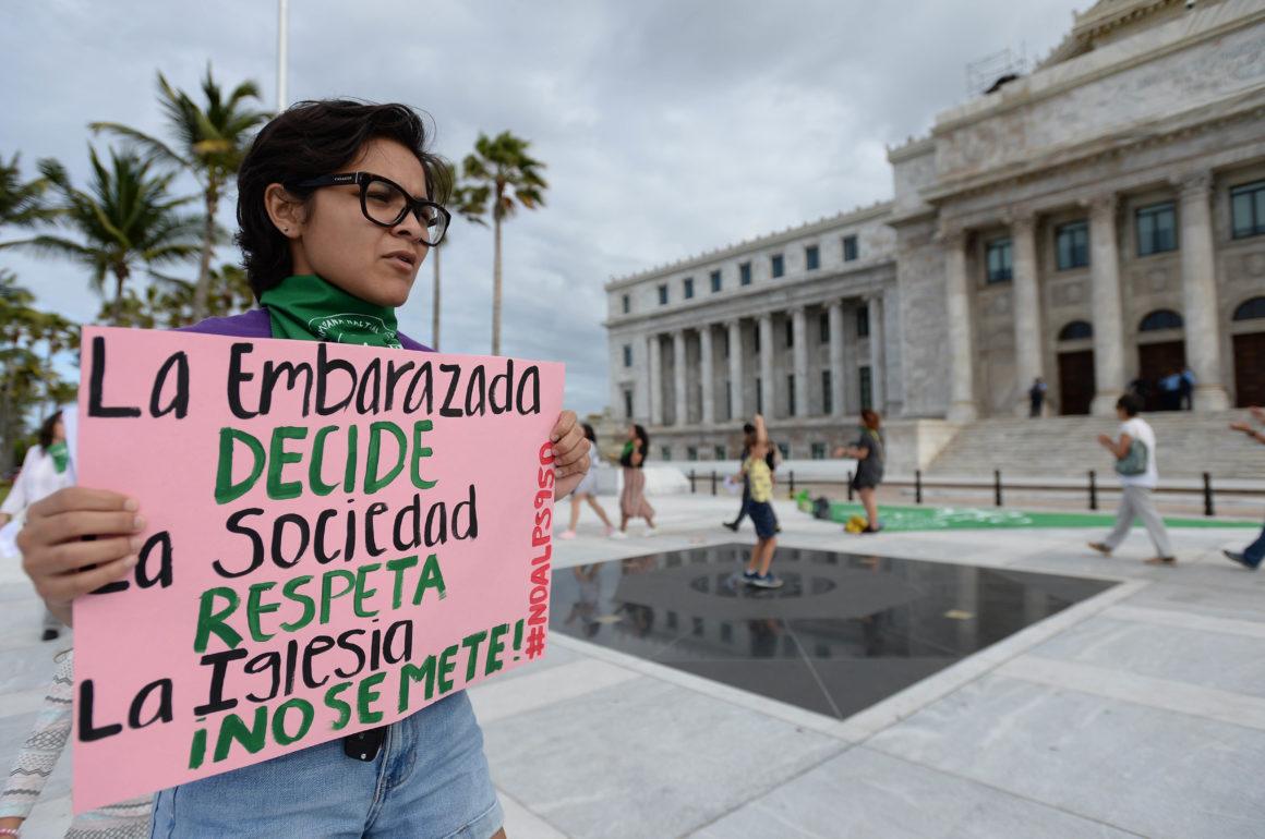 La culpa impuesta al derecho al aborto