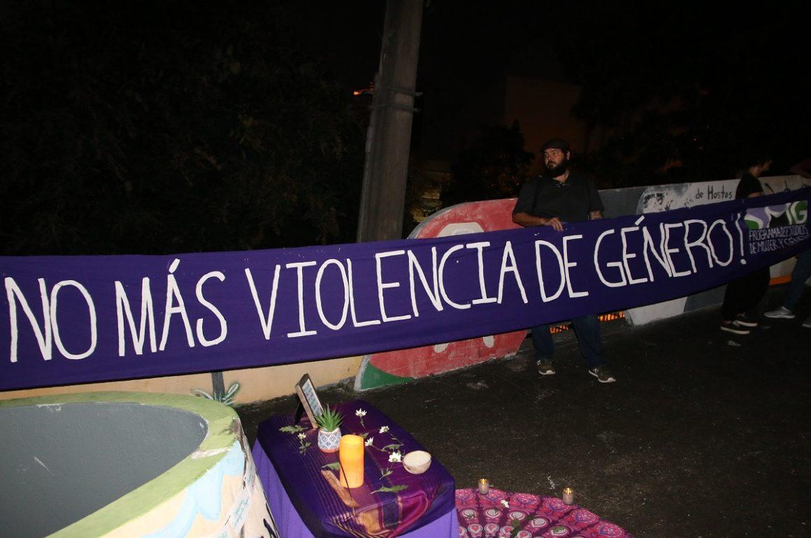 No más violencia machista