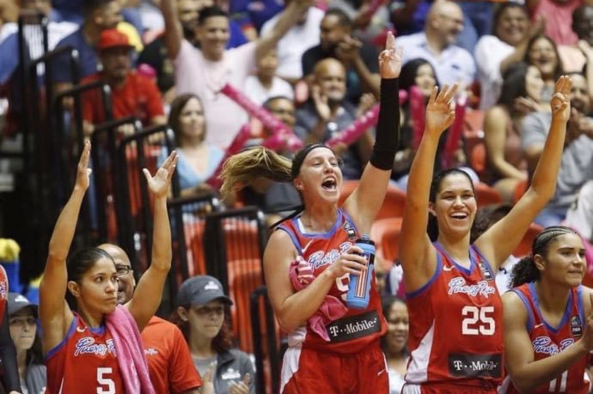 Equipo nacional de baloncesto de Puerto Rico