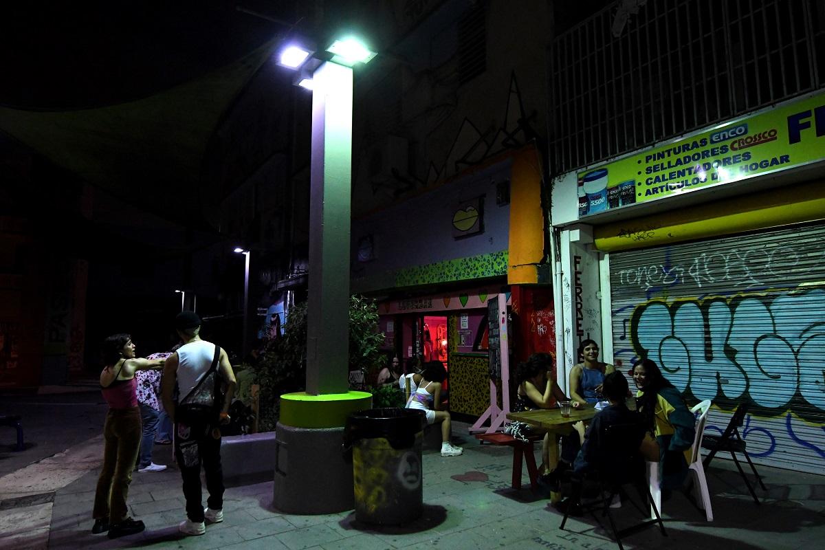 Paseo de Diego, Río Piedras