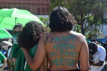 Aborto tres causales República Dominicana