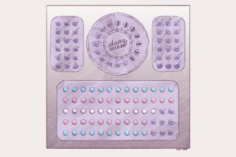 Acceso a derechos reproductivos. Ilustración por Rosa Colón.